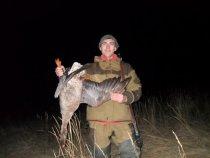 Открытие весенней охоты 2012г.