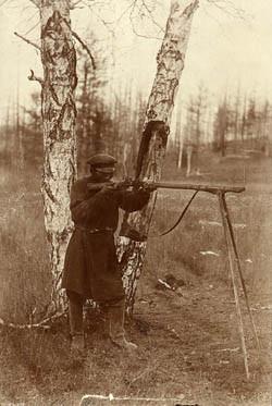 якутское ружье