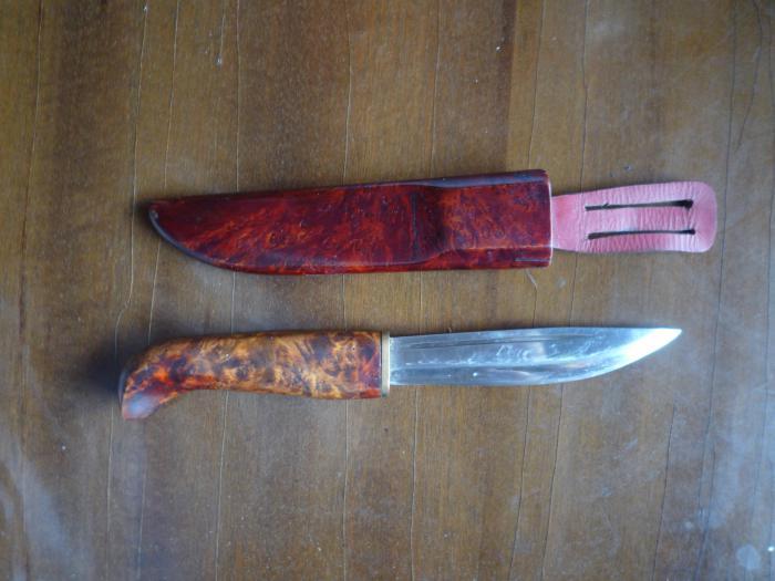 Батин нож вид 1