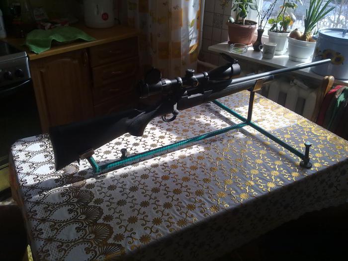 станок пристрелочный