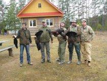 Уломское о\х МВОО ЦО ВУ. Польские охотники.