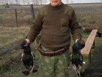Открытие охоты на косача весна 2012