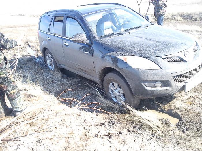 китай в грязи