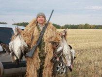 Счастливый охотник