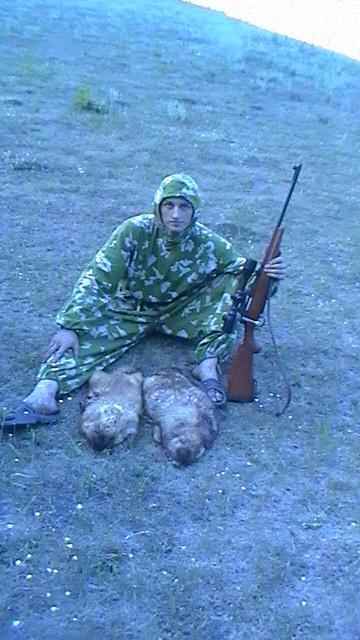 Черепановский р-он два дня охоты!