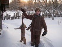 Отлазилась по курятникам,попутно зимой добываю))))))