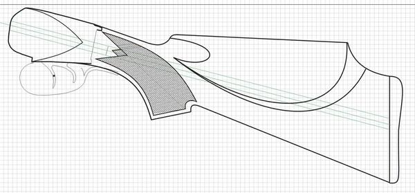 Приклады своими руками чертежи