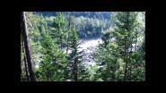 Пешие прогулки. часть1  На водопад Громотухи
