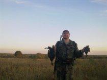 Один из любимейших видов охоты-вечером после работы в ближних угодьях