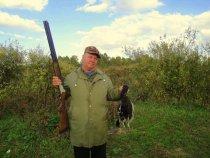 Довольный охотник
