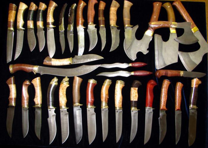 Как сделать нож своими руками в горне