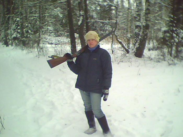 Охотница
