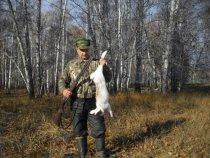 Открытие охоты!  25 октября.