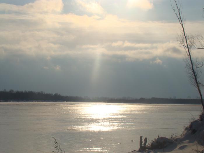 Последнее серебро реки