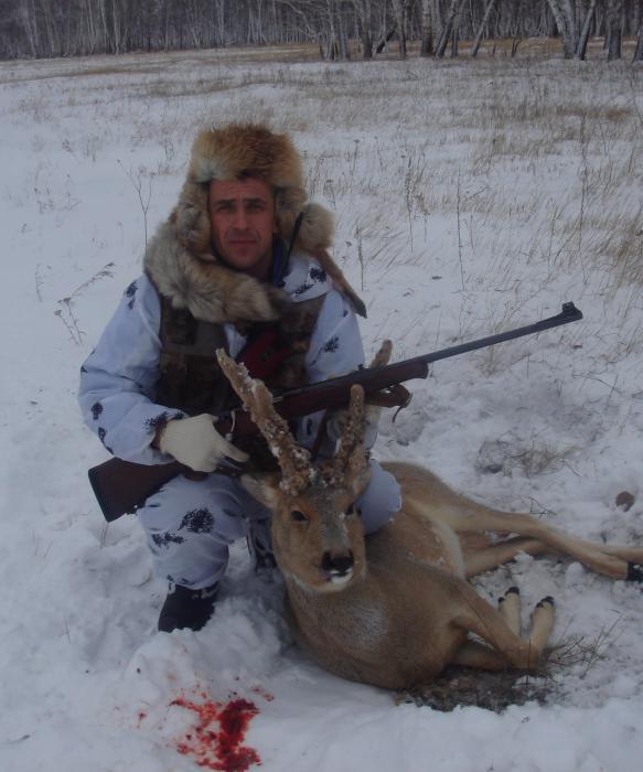 открытие охоты 2011,г