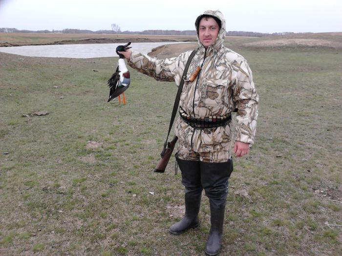 Хороша охота весной!!!