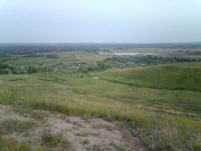 Мое село