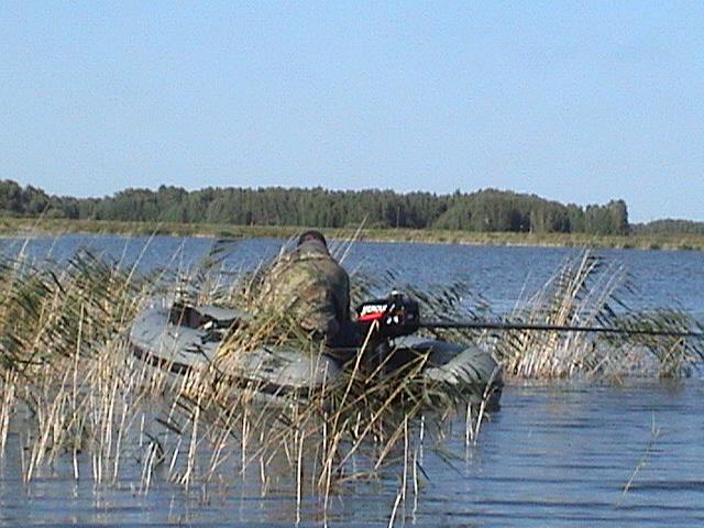 Пресное озеро Конёво)