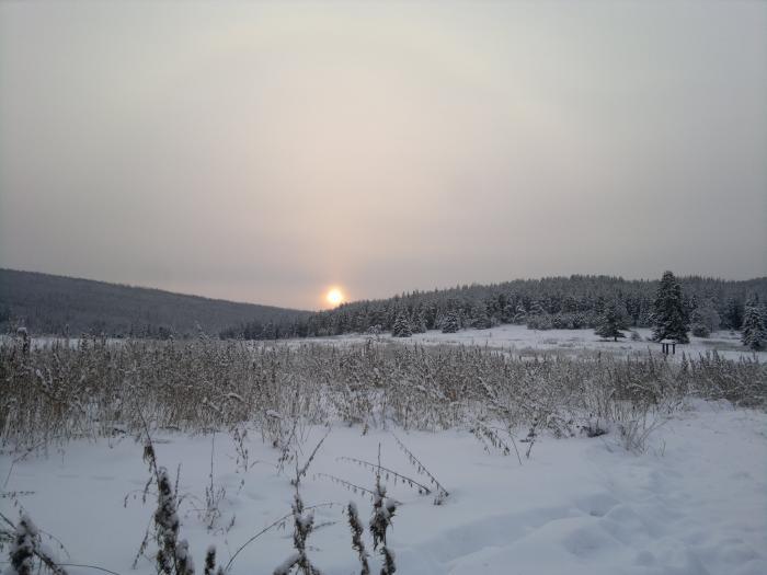 100км от Железногорска-илимского