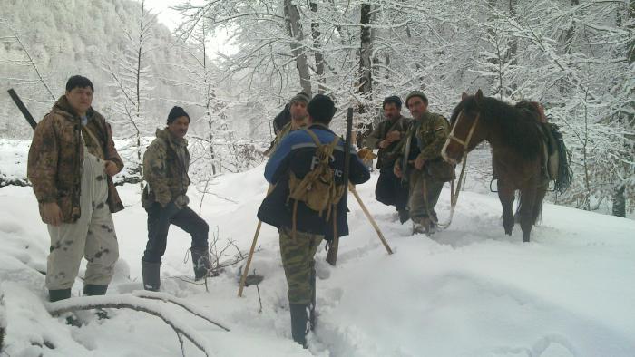 Перед охотой)