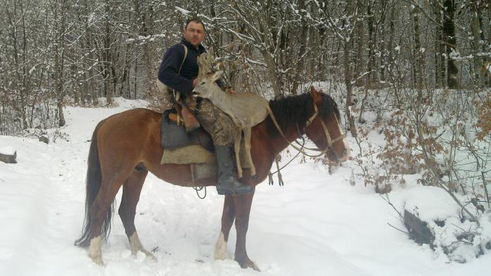 Транспортировка добычи)