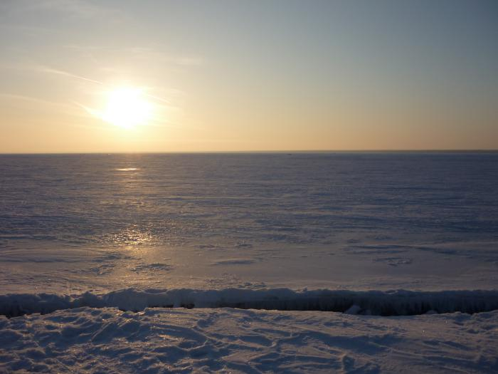 Ледяная даль.....