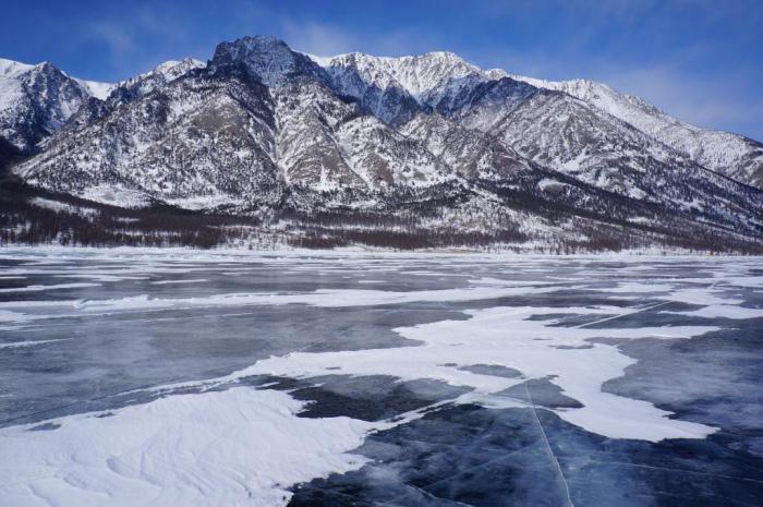 По льду священного Байкала 1