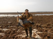 25.04.2013г. охота на гусей