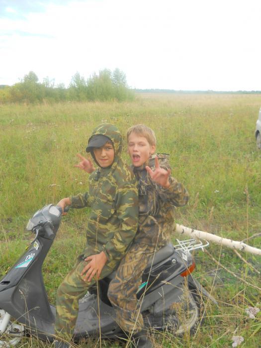 будующие охотники