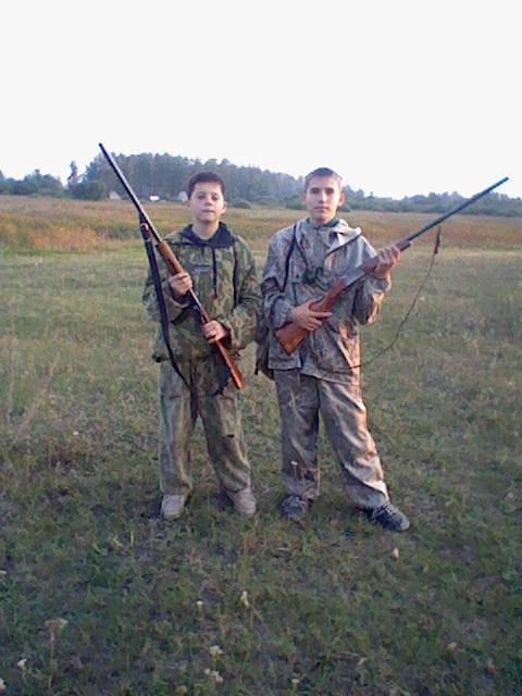 Я с братом