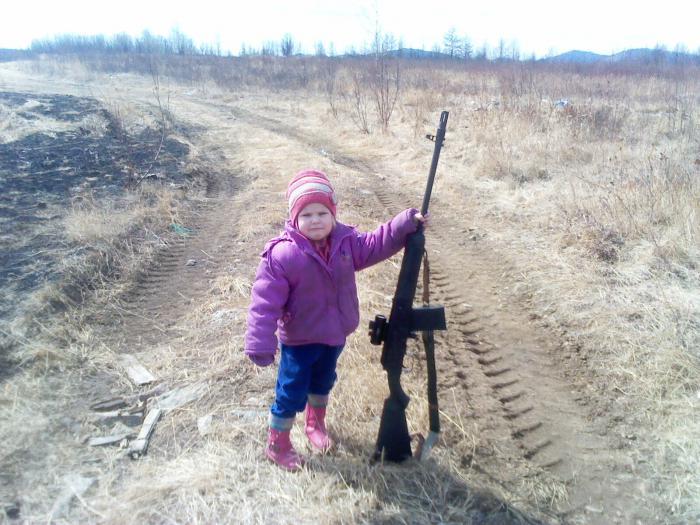 малая доча