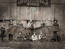1890 год  Аризона.