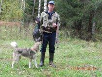 Охота на лиственницах