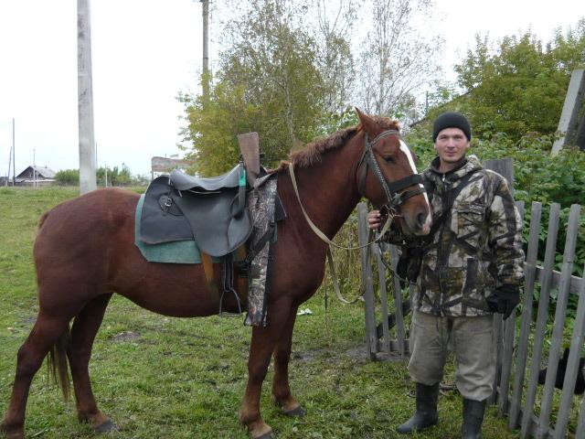 боевой конь!!