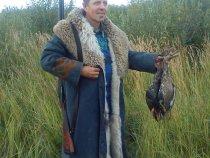 Тулупчик на охоте ...не последняя вещь...!