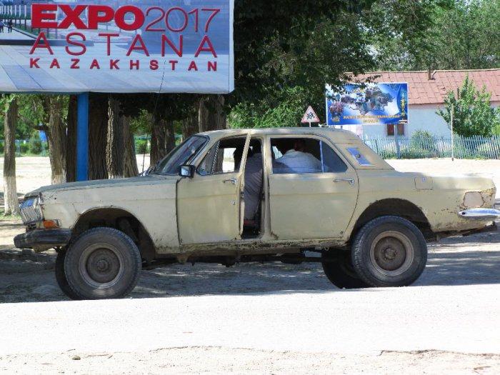 Волга Cayenne KZ