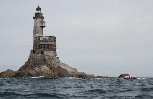 маяк. мыс Анива