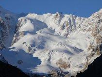 ледник Тютю -Баши