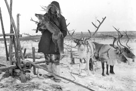 охотник якут