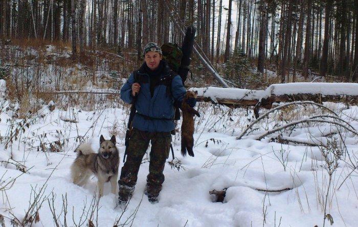 Первый в этом году по снегу)))))