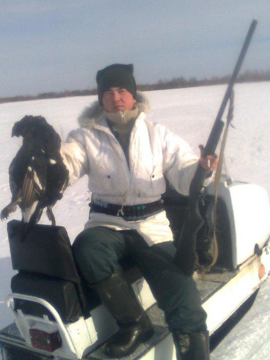 конец сезона охоты 2012 год