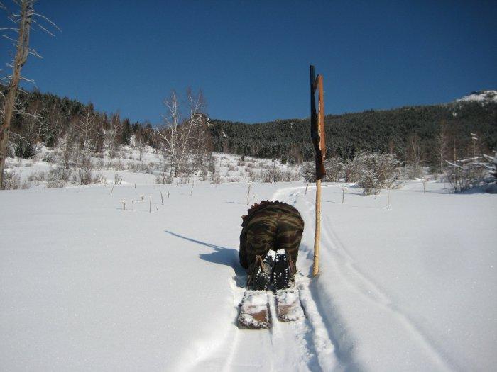Охота в Горном Алтае