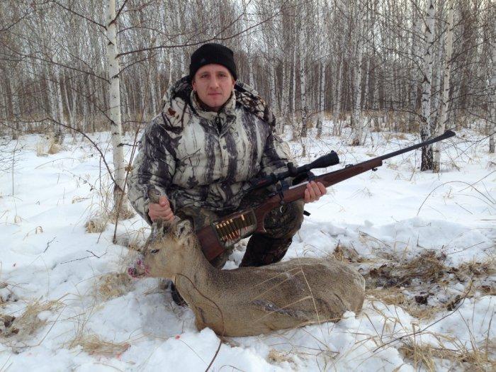 Закрытие охоты на косулю