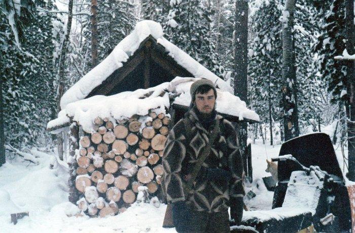 Север Томской области.Промысел.