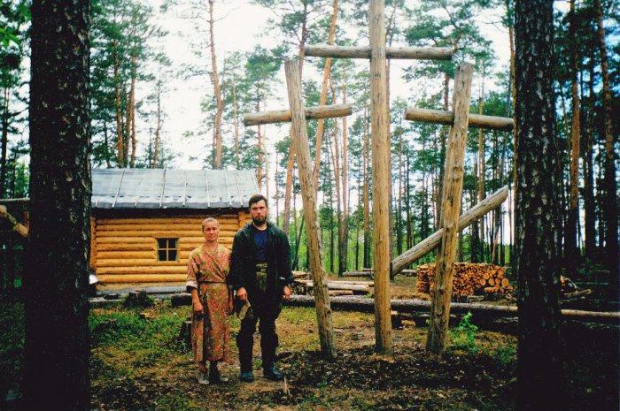 Север Томской области.В гостях у Сказки.