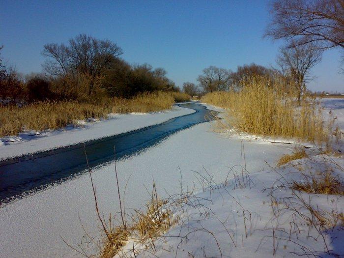 Река Айдар.
