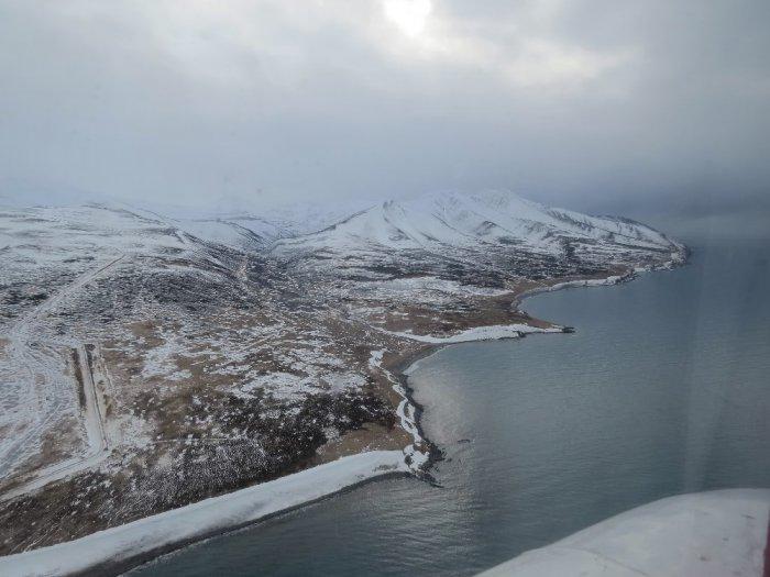 юг Камчатки.21 февраля