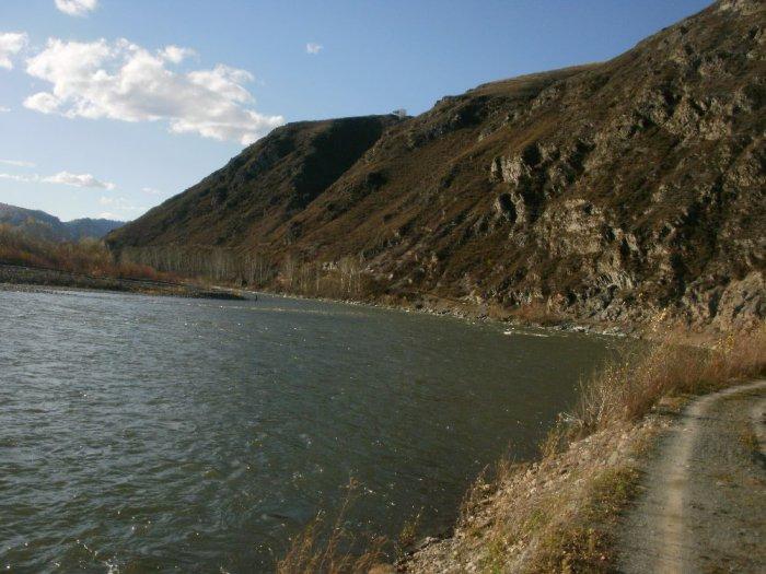 Чарыш-река