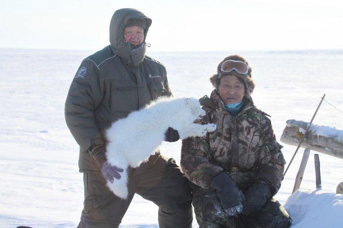 Привет с побережья Ледовитого океана!