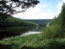 река Илим